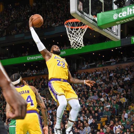 Get NBA news on your phone