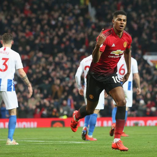 Rashford seeks new United deal