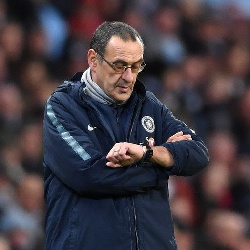 Nev on 'sorry' Sarri situation