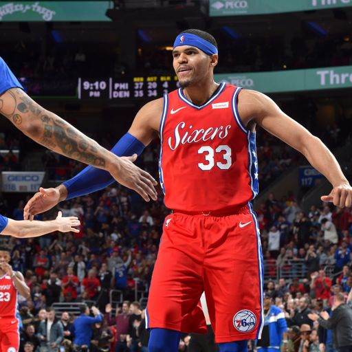 Will 76ers find cohesion with Harris?