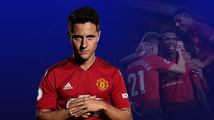 Ander Herrera is a key player for Manchester United again