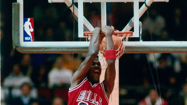 4150012a8267 Michael Jordan hosting All-Star Weekend the latest milestone in ...