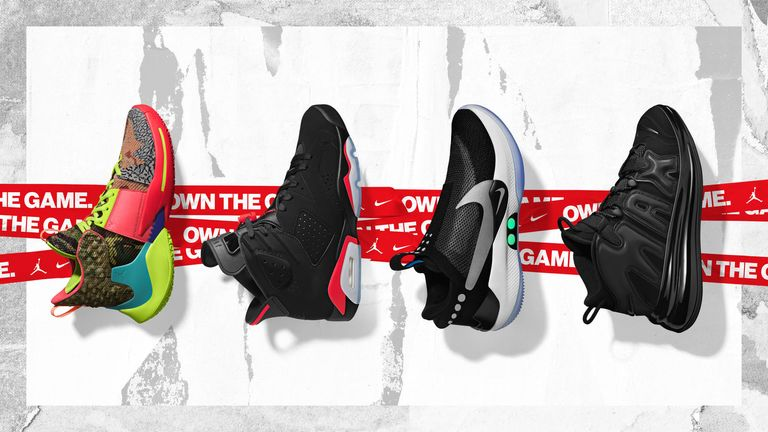 abbc796671ec All-Star Weekend  Rank Nike s 2019 All-Star releases