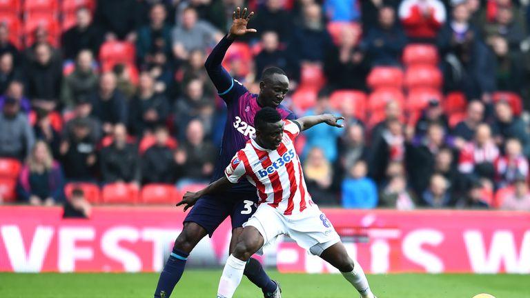 Albert Adomah scored the equaliser for Aston Villa