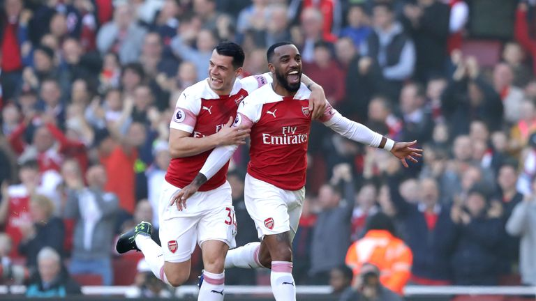 Europa League: Lacazette to face Rennes as UEFA reduces Arsenal striker's ban