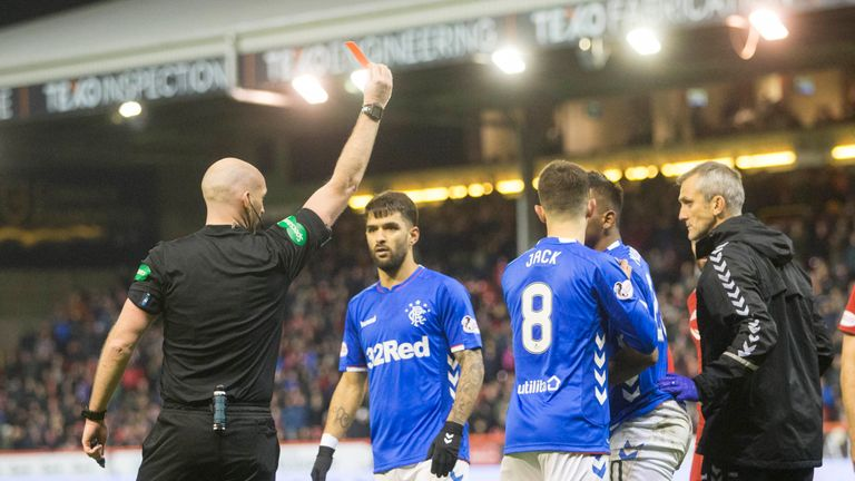 Scottish clubs have criticised the SFA disciplinary or appeals protocols.