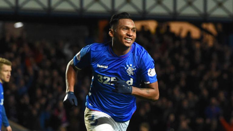 Alfredo Morelos is interesting Leicester, Borussia Dortmund and other German clubs