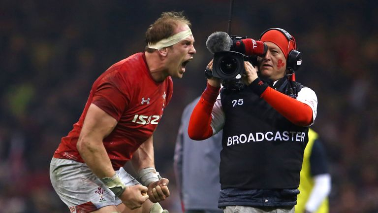 Alun Wyn Jones and co produced a first Six Nations win over England since 2013 after a stirring effort