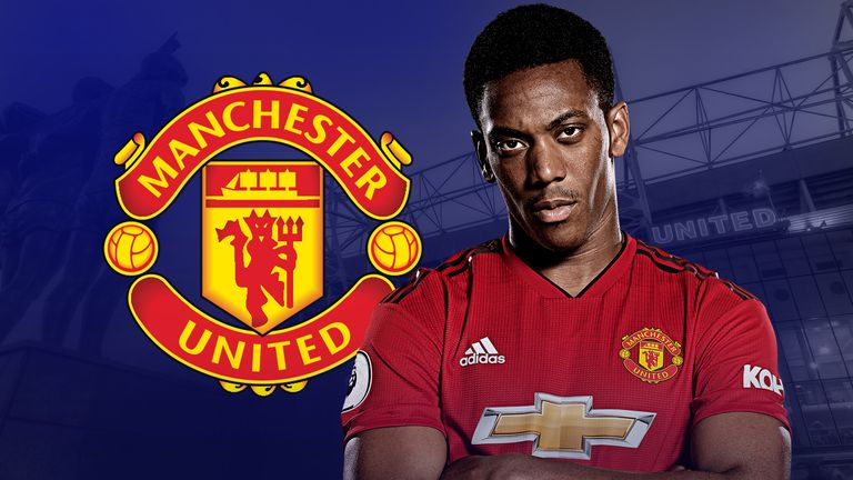 Anthony Martial is impressing under Ole Gunnar Solskjaer