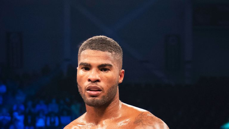 Anthony Sims Jr wants another impressive victory in the UK