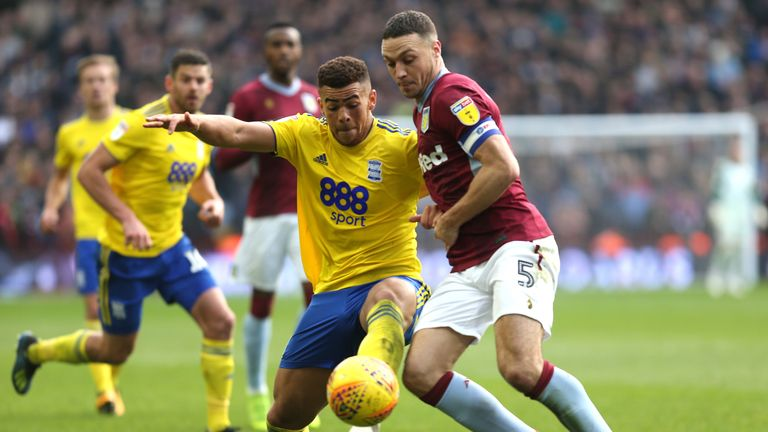 Birmingham vs Aston Villa will be live on Sky Sports