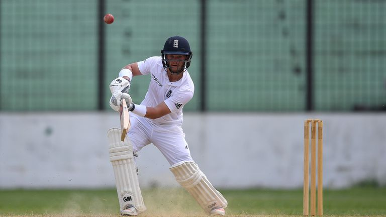 Ben Duckett scored one fifty in four Tests in Asia in 2016