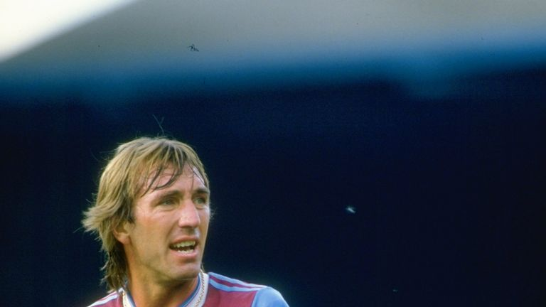 Former captain Billy Bonds had a 21-year playing career at West Ham