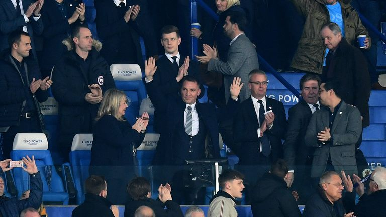Can Brendan Rodgers lift Leicester into Europe?