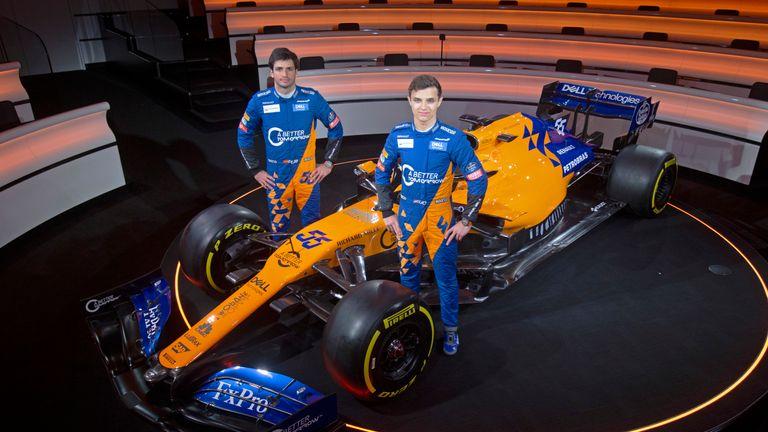 F1 teams 2020