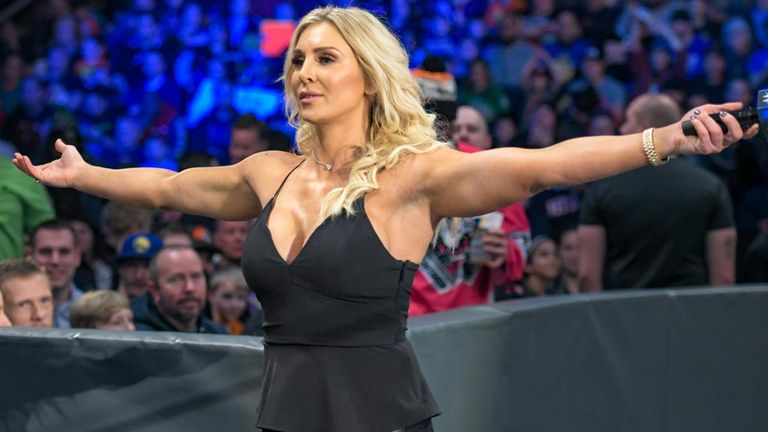 Charlotte Flair was alongside Kevin Owens for a special bonus edition of this week's Lock Up podcast