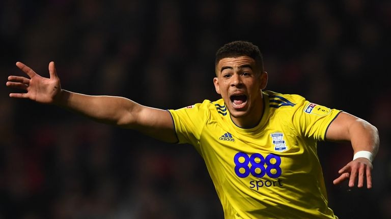 Che Adams remains a target for Southampton