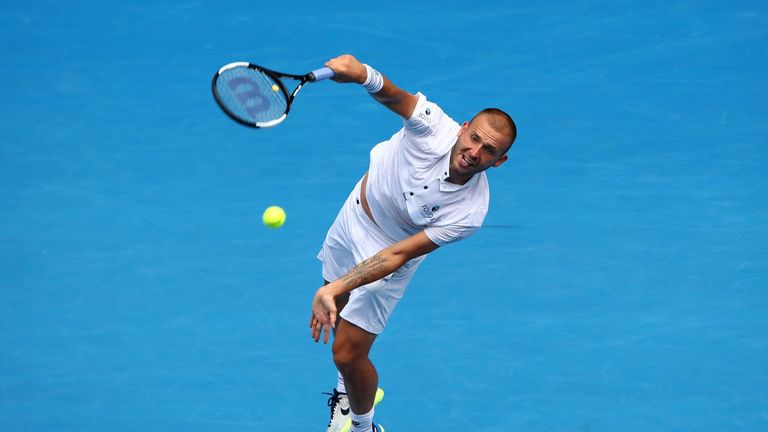 Dan Evans beats Andreas Seppi to reach Delray Beach Open last four | Tennis News |