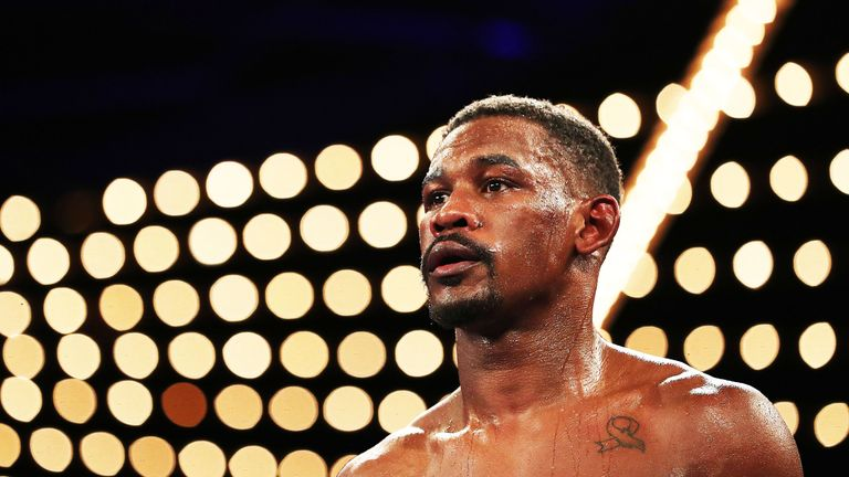 Daniel Jacobs is considered the top middleweight in America