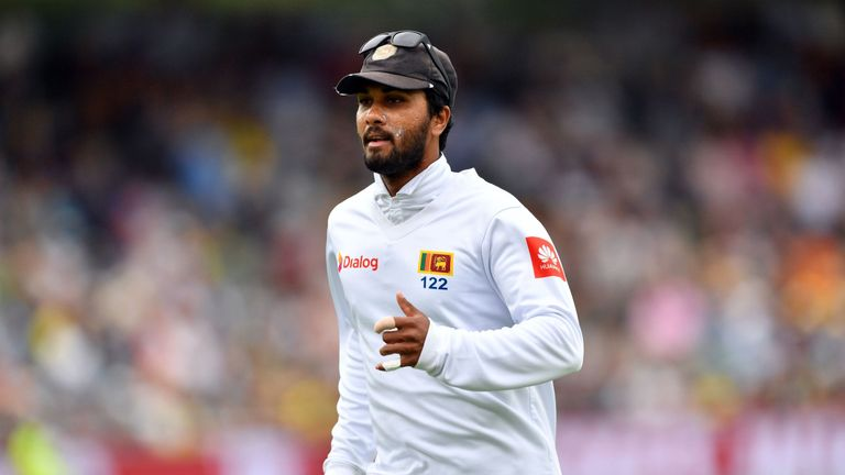 Sri Lanka drop captain Dinesh Chandimal for South Africa Tests