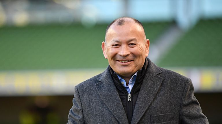 Eddie Jones has described the Wales squad as 'the greatest Welsh side ever'