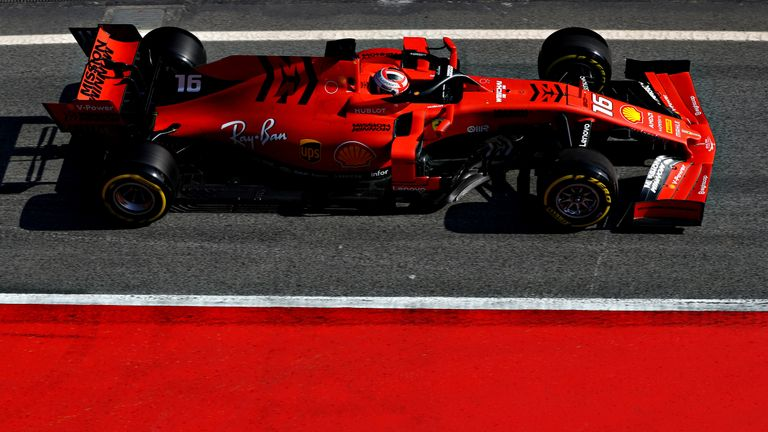Ferrari expect  very close  battle with Mercedes at start of F1 2019 ... d2c2dd768a63