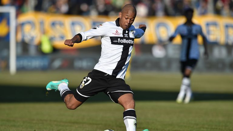 Fabiano Santacroce, current Cuneo captain, has Serie A experience with Napoli and Parma