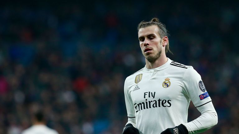 Gareth Bale has come in for criticism lately