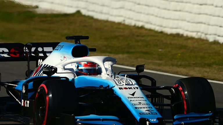 George Russell completed the most laps of any one driver for recovering Williams, 140