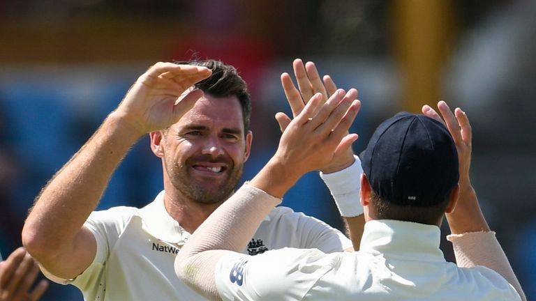 James Anderson could play in six Tests this summer - will he get the 25 wickets he needs for 600?