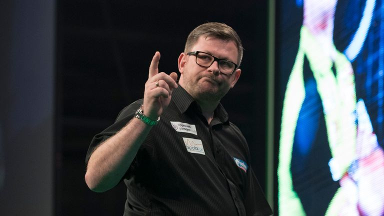 James Wade clinched his second win of the season with a clinical display against the world champion