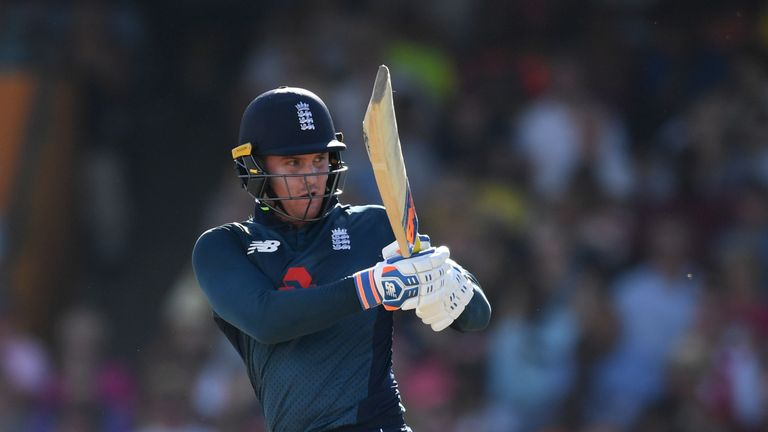 Jason Roy, England, ODI vs Windies in Barbados