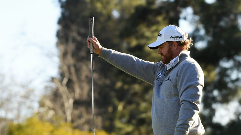 JB Holmes was widely criticised for his slow play at Riviera