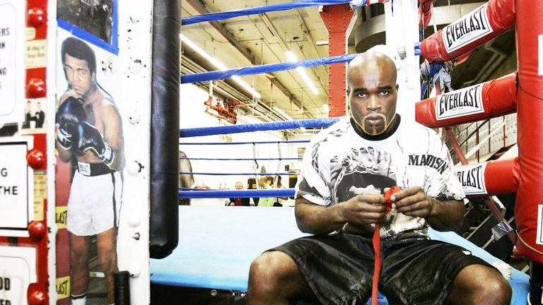 Jean-Marc Mormeck is one of the fighters who have used Church Street Gym