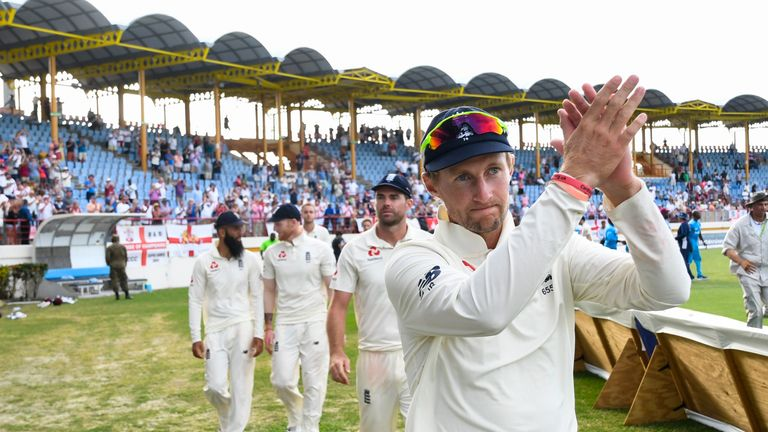 Joe Root and the England Test side will face Australia in the Ashes this summer