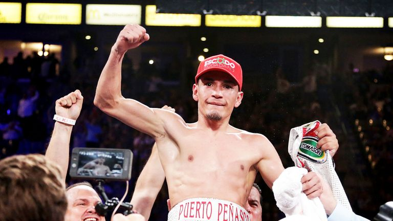Juan Francisco Estrada is the latest star to sign with Matchroom Boxing