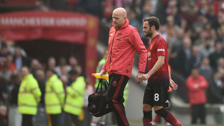 Solskjaer admits his demands contributing to injury pile-up