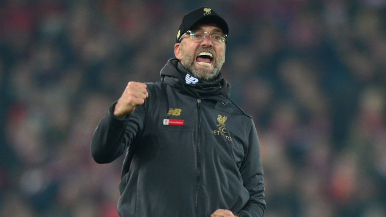 Jurgen Klopp has found a winning formula with Liverpool, says Ian Rush