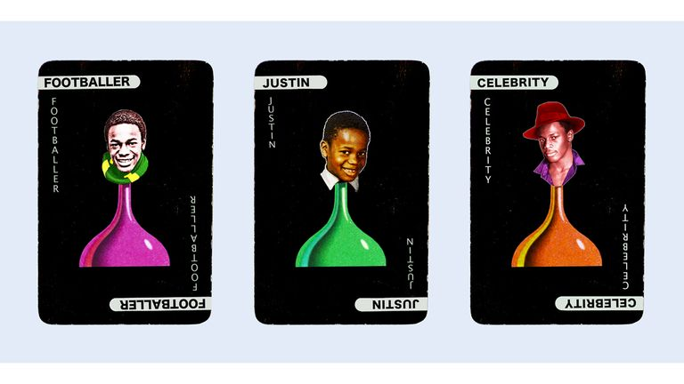 'Whodunnit' is the most recent addition to Yates' Justin Fashanu collection