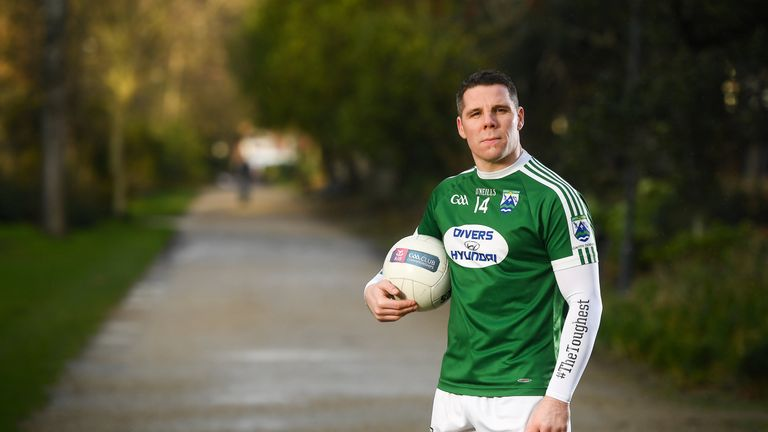 Kevin Cassidy and Gaoth Dobhair are preparing for the AIB All-Ireland semi-final