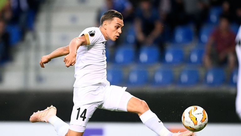 Arsenal have reportedly identified Genk winger Leandro Trossard as a summer transfer window target