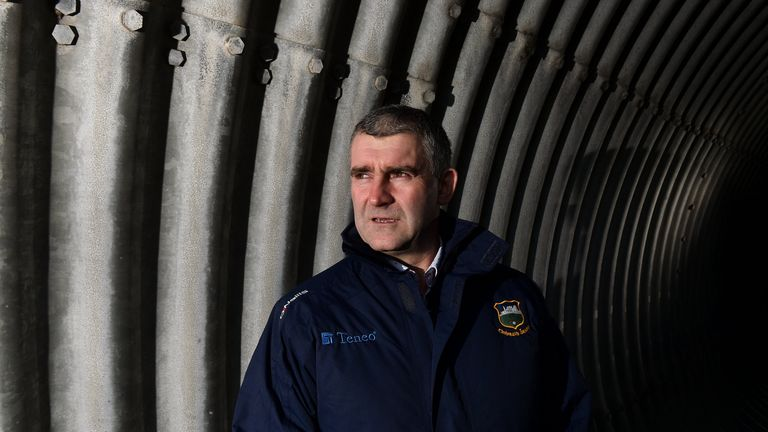 Liam Sheedy is back in charge of the Tipp senior hurlers