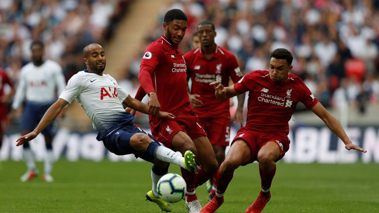 Joe Gomez: Liverpool & England defender to have surgery on leg fracture