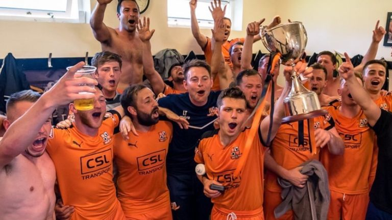 Luke Tuffs, Hartley Wintney FC