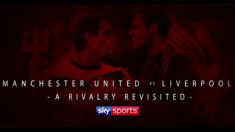 Man Utd v Liverpool rivalry