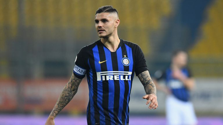 Juve plan to make Icardi their new No 9 this summer