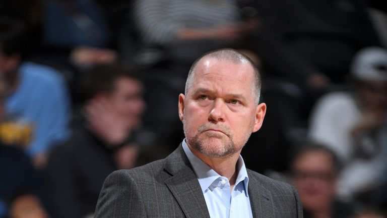 Michael Malone  earns All-Star spot as coach of Team LeBron