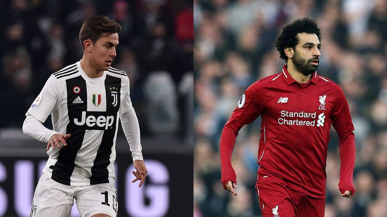 Could Mo Salah and Paulo Dybala end up going in opposite directions?