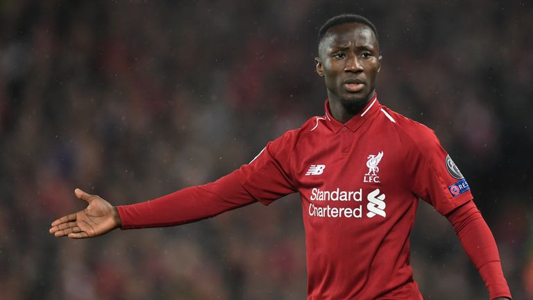 Naby Keita did not travel with Liverpool