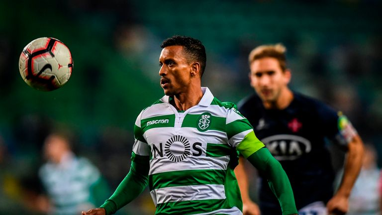 Nani will be hoping to get off to a fast start in MLS